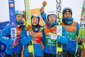 スキー ジャンプ 小林 兄弟